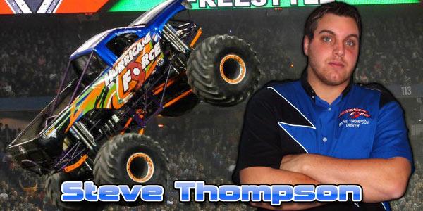 Steve Thompson - Hurricane Force Monster Truck