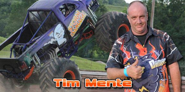 Tim Mente - Storm Damage Monster Truck